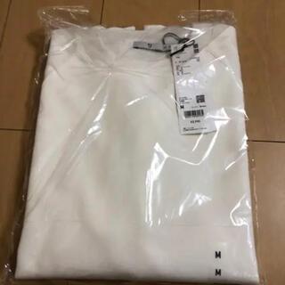 UNIQLO - +j ドライスウェットシャツ オフホワイト Mサイズ GU ユニクロU