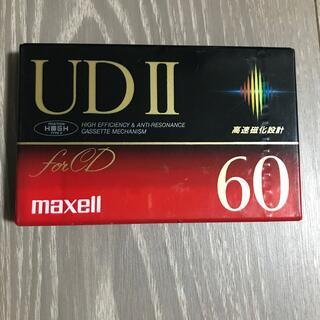 マクセル(maxell)のカセットテープ maxell ハイポジション 60分(その他)