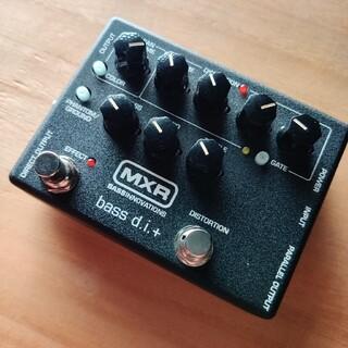 MXR bass d.i. M80 ベース DI プリアンプ(ベースエフェクター)