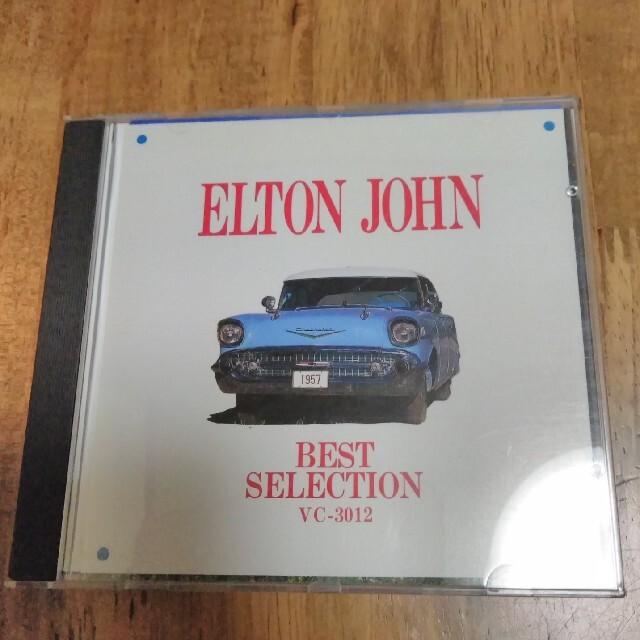 エルトン・ジョン ベストセレクション ELTON JOHN エンタメ/ホビーのCD(ポップス/ロック(洋楽))の商品写真