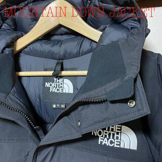 THE NORTH FACE - ◆美品◆マウンテンダウンジャケット L ブラック ND91930 ノースフェイス