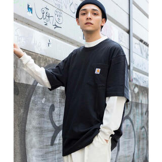 carhartt - 新品 carhartt 黒  Tシャツ