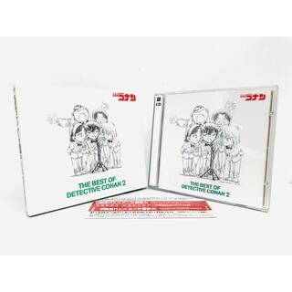 【廃盤】名探偵コナン/ベスト『テーマ曲集2』サントラCD+DVD/2枚組/初回盤