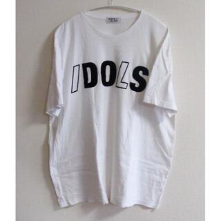 ファセッタズム(FACETASM)のKIDILL キディル IDOLS Tシャツ ホワイト(Tシャツ/カットソー(半袖/袖なし))