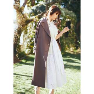 【新品未使用】Belted Dress Trench Coat