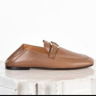 イザベルマラン(Isabel Marant)の新品 イザベルマラン Ferlyn ローファー スムースベジタブルレザー(ローファー/革靴)