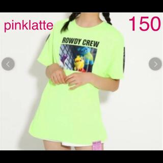 ピンクラテ(PINK-latte)のピンクラテ トイストーリーTシャツ(Tシャツ/カットソー)