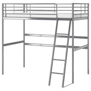 イケア(IKEA)のIKEA イケア ロフトベッド《引取りに来れる方限定》(ロフトベッド/システムベッド)