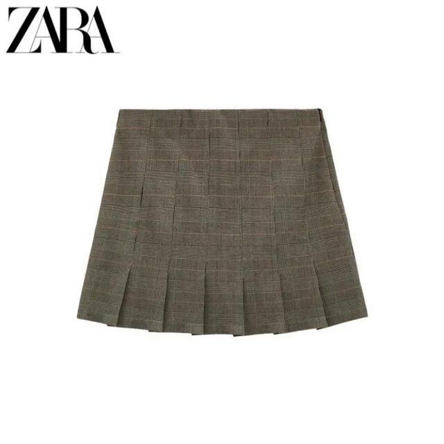 ZARA(ザラ)のZARA セットアップ ショートスーツ ミニスカート メンズのスーツ(セットアップ)の商品写真