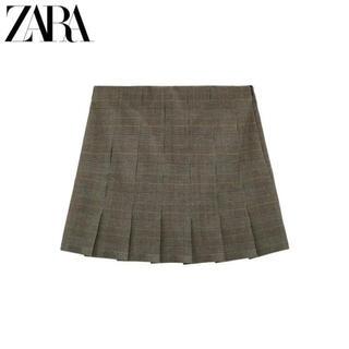 ザラ(ZARA)のZARA セットアップ ショートスーツ ミニスカート(セットアップ)