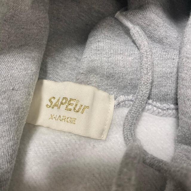 Supreme(シュプリーム)のタイムセール sapeur パーカー メンズのトップス(パーカー)の商品写真