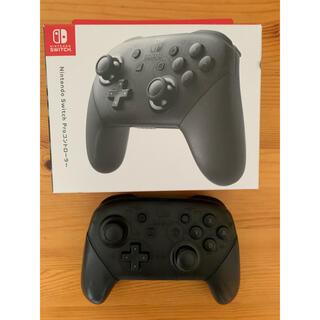 Nintendo Switch - ニンテンドースイッチ 純正プロコントローラー