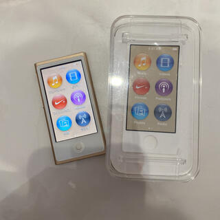 Apple - iPod nano 16GB 美品