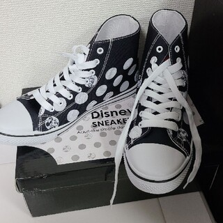 Disney - ディズニー ハイカットスニーカー
