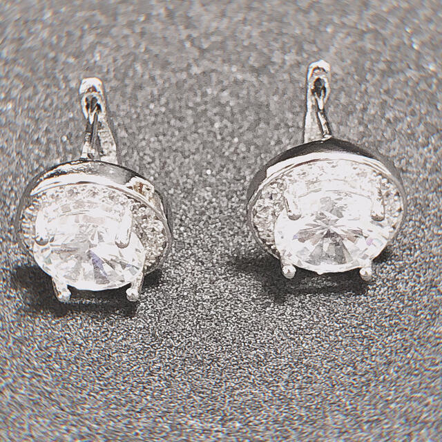 ダイヤモンドピアス  レディースのアクセサリー(ピアス)の商品写真
