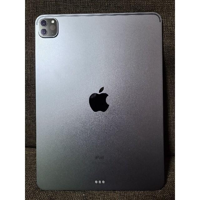 iPad(アイパッド)のiPadpro 11インチ 256GB WiFiモデル  スマホ/家電/カメラのPC/タブレット(タブレット)の商品写真