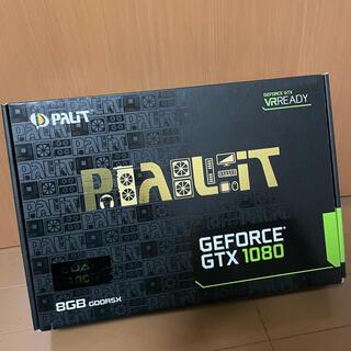 パイロット(PILOT)のPALIT   gtx1080   8GB(PCパーツ)