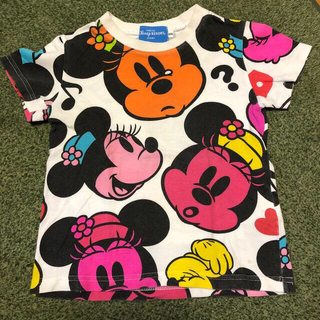 Disney - ディズニー キッズ Tシャツ 100センチ