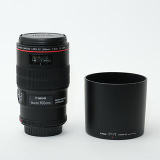 Canon - Canon EF100mm F2.8L MACRO IS USM
