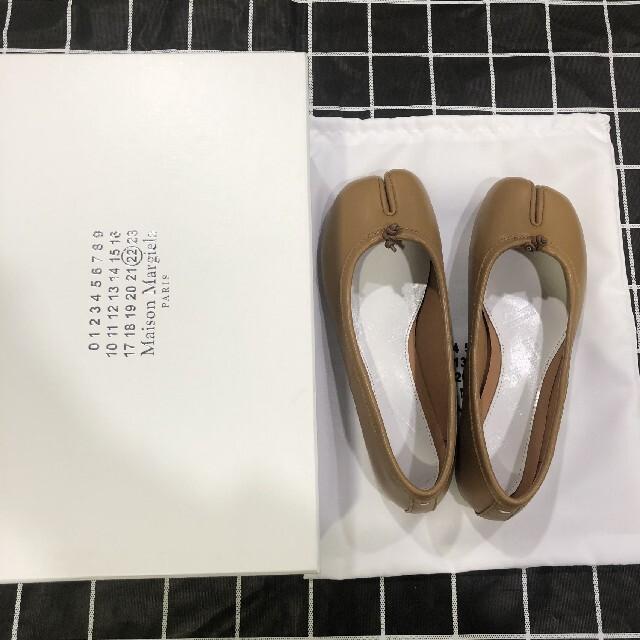 Maison Martin Margiela(マルタンマルジェラ)のMaison Margiela 足袋 バレエシューズ 38 レディースの靴/シューズ(バレエシューズ)の商品写真