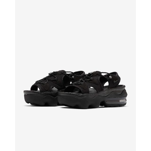 NIKE(ナイキ)の24cm ナイキ エア マックス ココサンダル ココ サンダル KOKO 黒 レディースの靴/シューズ(サンダル)の商品写真