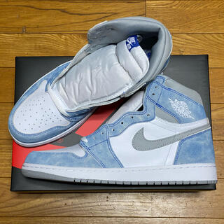 ナイキ(NIKE)の30 JORDAN 1 RETRO HIGH OG HYPER ROYAL(スニーカー)