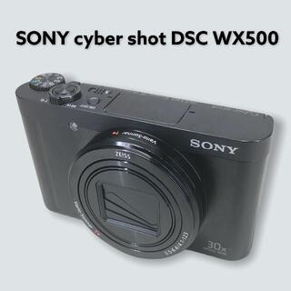 SONY - SONY cybershot DSC WX500 ZEISS 30x光学ズーム