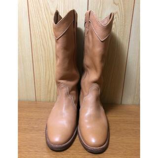 ツモリチサト(TSUMORI CHISATO)のツモリチサト ブーツ ウエスタンブーツ(ブーツ)