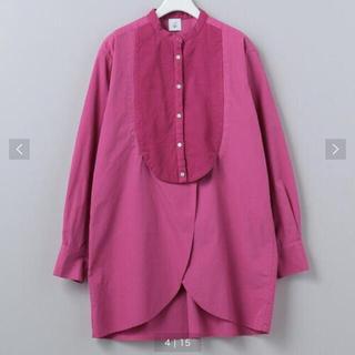 BEAUTY&YOUTH UNITED ARROWS - roku 6  ロク  botanical dye dress shirt