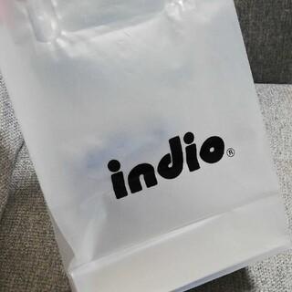 インディオ(indio)のインディオ 袋(ショップ袋)