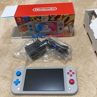 Nintendo Switch - Nintendo Switch Lite ザシアンザマゼンタ