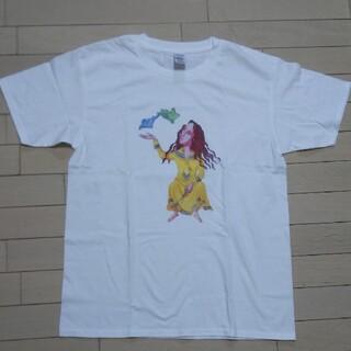 ☆☆☆ アズテックカメラ ナイフ Tシャツ Lサイズ ロディフレーム ネオアコ(Tシャツ/カットソー(半袖/袖なし))