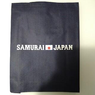 【新品】侍ジャパン オリジナル不織布バッグ エコバッグ