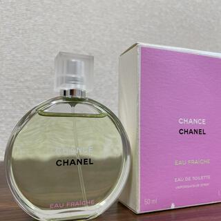 CHANEL - 【ほぼ未使用品】CHANEL 「CHANCE EAU FRAICHE」50ml