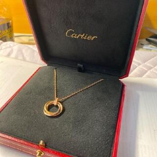 Cartier - カルティエ ネックレス トリニティ