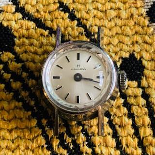 ハミルトン(Hamilton)のHamilton ハミルトン レディース アンティーク時計 GF 手巻き(腕時計)