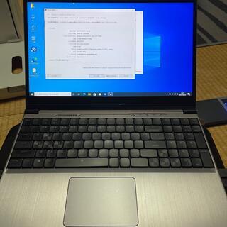 ジャンク ゲーミングノートi7-9750H/16GB/GTX1660Ti 6GB