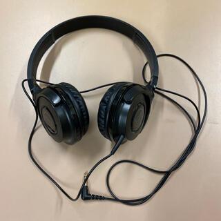 オーディオテクニカ(audio-technica)のオーディオテクニカ ヘッドフォン(ヘッドフォン/イヤフォン)