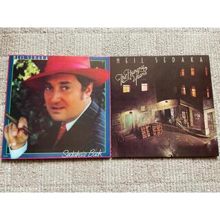 ニールセダカ          【希少】【美品】米ROCKET原盤LP2枚セット