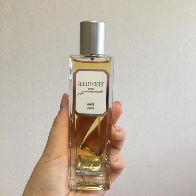 laura mercier(ローラメルシエ)のローラメルシエ♥オードトワレ【バニラ】 コスメ/美容の香水(香水(女性用))の商品写真