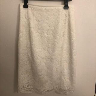 ナラカミーチェ(NARACAMICIE)のあきさん専用 ナラカミーチェ  レースタイトスカート(ひざ丈スカート)