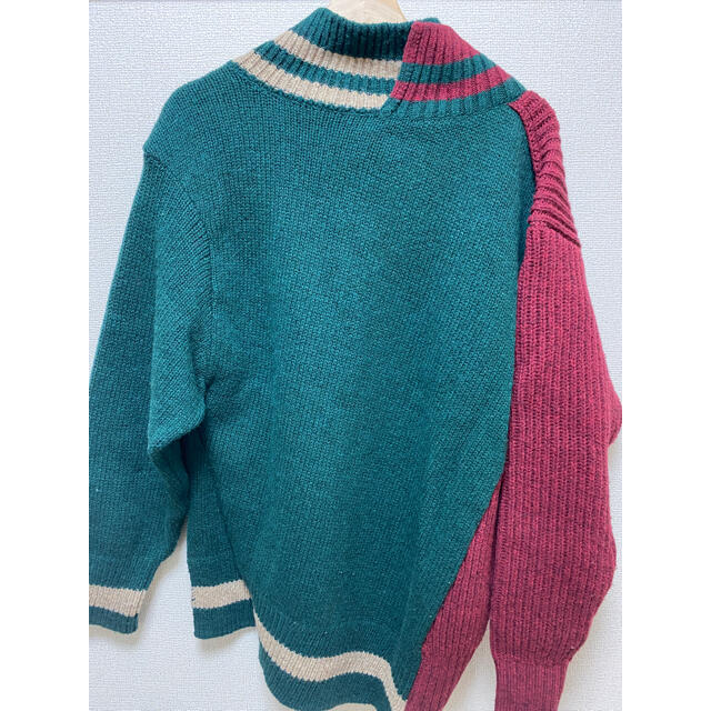kolor(カラー)のkolor ニット メンズのトップス(ニット/セーター)の商品写真