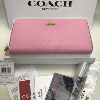 コーチ(COACH)の新品未使用 COACH コーチ 長財布 F52372(その他)