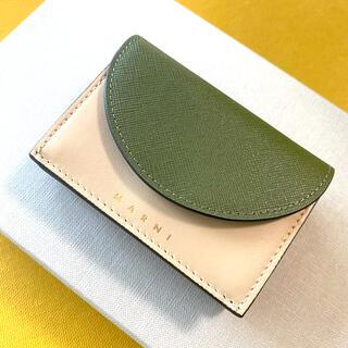 Marni - 新品未使用 MARNI マルニ お財布 ミニ財布