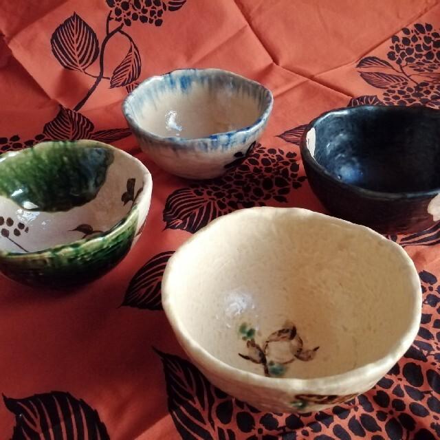 愛陶 小鉢5点セット インテリア/住まい/日用品のキッチン/食器(食器)の商品写真
