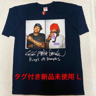 シュプリーム(Supreme)の激レアタグ付き新品未着用!Supreme Three Six Mafia Tee(Tシャツ/カットソー(半袖/袖なし))
