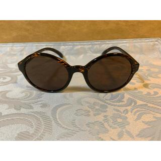アングリッド(Ungrid)のUngrid アングリッド レディース サングラスのみ 日差し除け 遮光 UV(サングラス/メガネ)