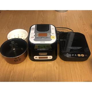 アイリスオーヤマ - アイリスオーヤマ  IHジャー炊飯器 銘柄量り炊き RC-IA30-B