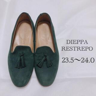 トゥモローランド(TOMORROWLAND)のDIEPPARESTREPO ディエッパ レストレポ タッセル ローファー (ローファー/革靴)