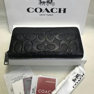 コーチ(COACH)の新品未使用 COACH コーチ 長財布 F74999(その他)